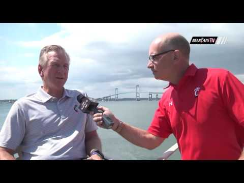 2016 AAC Media Day: Dan Hoard Sits Down with Tommy Tuberville