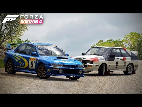 Forza Horizon 4 - Episode 2 - Rally Racing