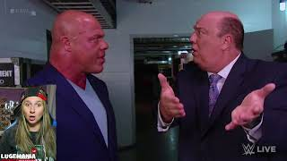 WWE Raw 7/30/18 Paul Heyman may get terminated