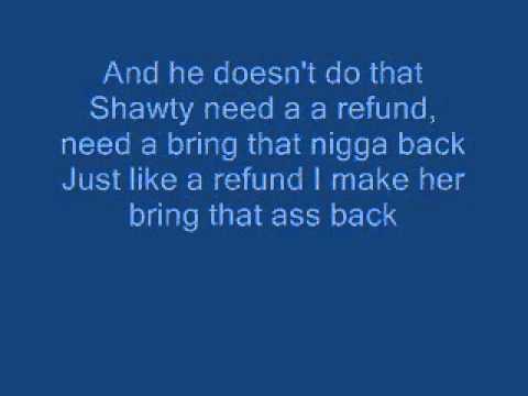 Lil Wayne feat. Static Major - Lollipop Lyrics