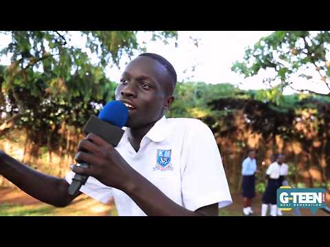 G TEEN highlights at Kyambogo College School