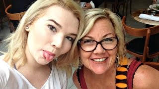 MY MOM COMES TO LA!! | Lindsey's Life
