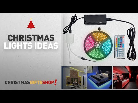 top-christmas-lights-jumper:-led-flexible-strip-light-kit-rgb-dimmable-rope-light-16.4ft-150leds