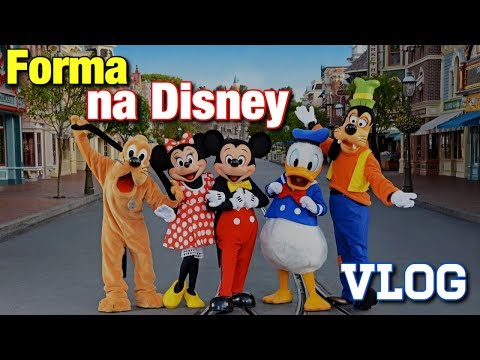 Vlog 4 - Forma na Disney Epcot e Disney Springs  por Nathália Jackeline