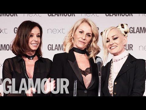 Bananarama: Icons  Women of the Year Awards 2017  Glamour UK