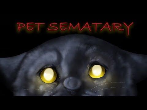 PET SEMATARY CHURCH!!!  Speedpaint 24