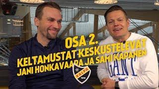 Keltamustat keskustelevat: Sami Kapanen ja Jani Honkavaara I Osa 2.