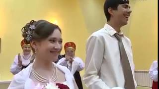 Доброе дело. Салеева Ольга. Возрождение старинных свадебных традиций
