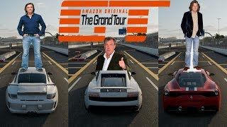 Forza 7 - GRAND TOUR/TOP GEAR CHALLENGE! Jeremy Clarkson vs Richard Hammond vs James May