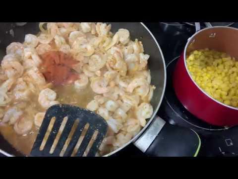 How to make shrimp tacos recipe
