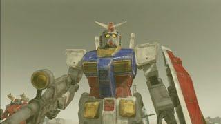 Gundam: Crossfire - RX-78-2 Gundam Gameplay