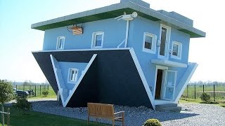 20 Weirdest Houses Ever Built