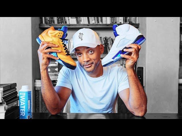 Air Jordan 5 Fresh Prince Unboxing AND JUMP TEST!