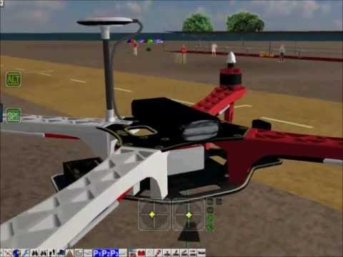 gyro force helicopter instructions