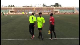 AYAAG 2016 MKA UK v MKA Nigeria Semi Final 2nd Half Part 1