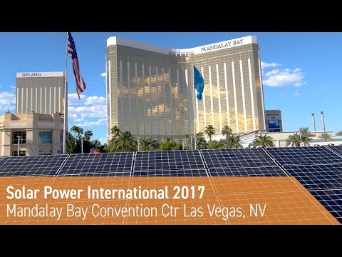 PeopleReady at Solar Power International 2017 – ITC Section 201