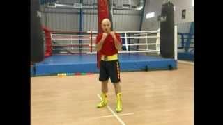 уроки бокса (часть 1)