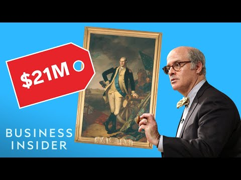 How To Sell Multimillion-Dollar Art At Christie's