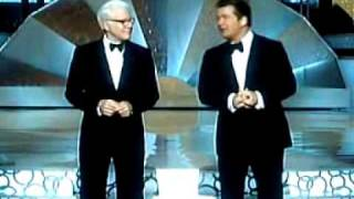 Alec Baldwin & Steve Martin Opening the 82nd Annual Academy Awards