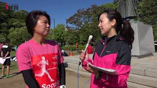 TEAM IBS  ~水戸黄門漫遊マラソンへの道~  第1回