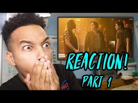 "Riverdale Season 2 Episode 5 ""When a Stranger Calls"" REACTION! (Part 1)"