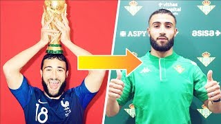 What the hell happened to Fekir? - Oh My Goal