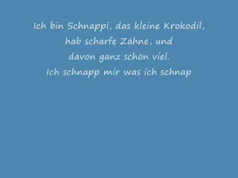 Schnappi with lyrics.flv