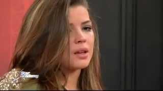 Star Academy 2012 ※ Saison 9   Pauline émue aux larmes (17/01/2013)