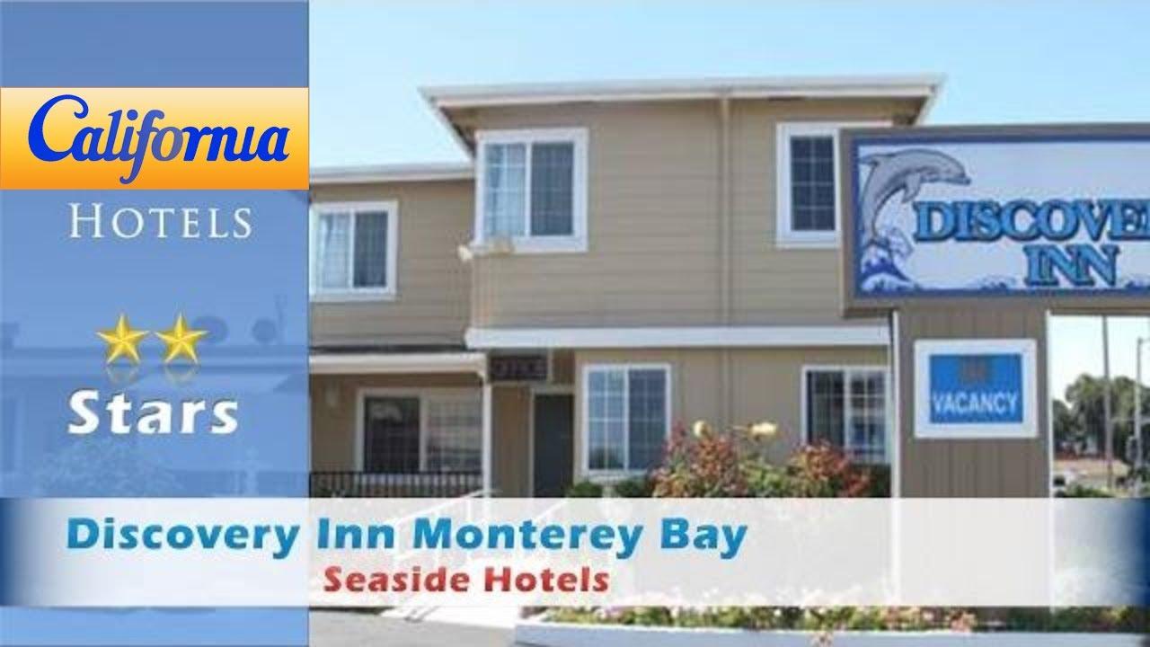 Discovery Inn Monterey Bay Seaside Hotels California