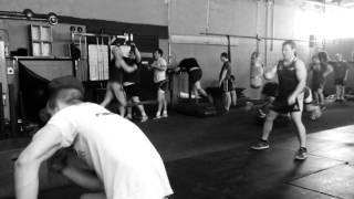 Calgary Rams Training 2014