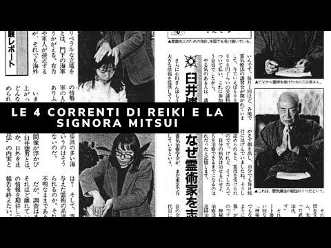 Approfondimento: Le 4 Correnti Di Reiki In Occidente E La Signora Mitsui