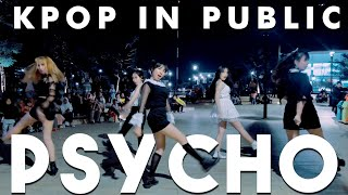 [KPOP IN PUBLIC CHALLENGE] RED VELVET 레드벨벳 _ 'PSYCHO' DANCE COVER BY XP-TEAM from INDONESIA