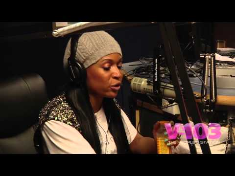 Marlo Hampton Discusses Being Friends With Her Friend's