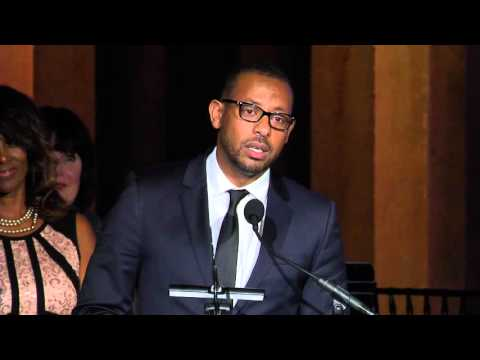 Difret Acceptance Speech  AAM 2015 Awards Dinner