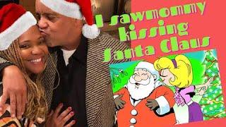 I Saw Mommy Kissing Santa by TOMOKO
