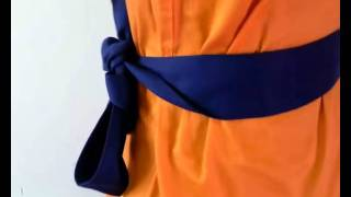 Miccostumes.com - Dagon Ball Son Goku Cosplay costume