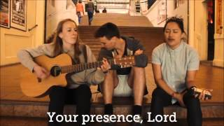 Holy Spirit You Are Welcome Here with lyrics
