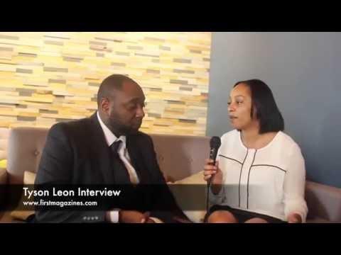 TYSON LEON INTERVIEW - First Magazine