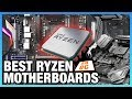 Best Motherboards for AMD Ryzen 2018 - A