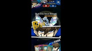 Yugioh Duel Links - Does Blue-Eyes Solid Dragon have a LINE with Kaiba?