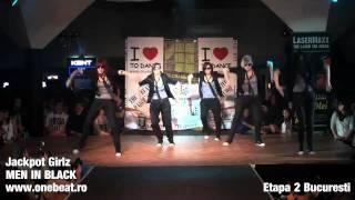 CLSD 2011 - Show Men in Black - Etapa 2 Bucuresti