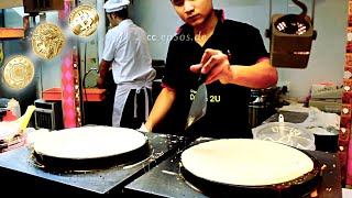 How To Cook Pancake Crepes In Asia