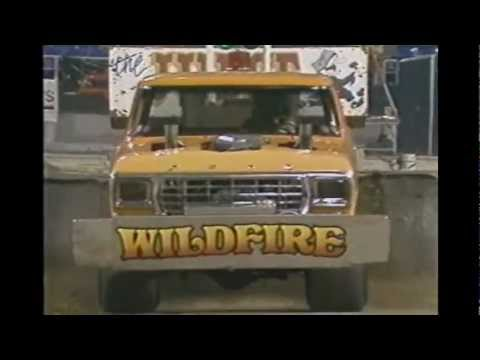 Monster Truck Bloopers and Motor Mayhem - USA Motorsports (1991)