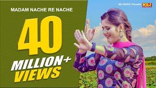 Brand new Haryanvi Dj Songs | Madam Nache Re Nache | Pawan Gill, Anjali Raghav Haryanvi Dance 2015