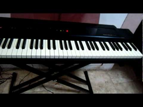 roland ep 70 stereo sampled digital piano demo youtube. Black Bedroom Furniture Sets. Home Design Ideas