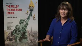 Rmy Girard amp Alexandre Landry   The Fall of the American Empire Interview 2018