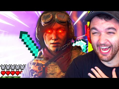 REACTING TO CALL OF DUTY ZOMBIES DLC 1.EXE
