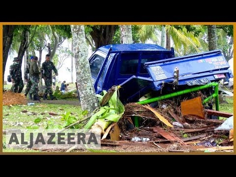 🇮🇩Indonesia tsunami kills hundreds, more than 1,000 injured | Al Jazeera English Mp3