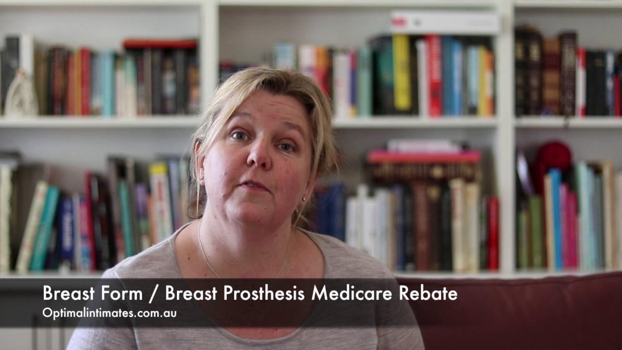 Medicare Rebate - Breast Forms / Breast Prosthesis - Optimal Intimates  Sydney Australia