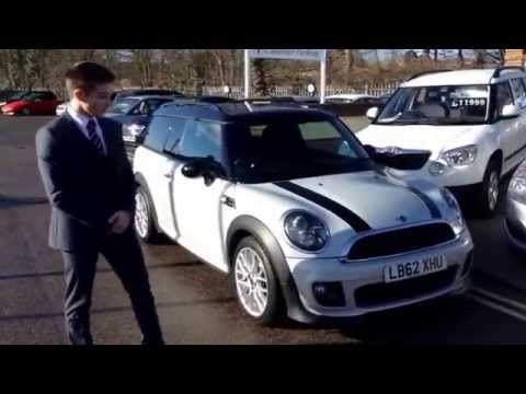 201362 Mini Clubman Cooper 16d With Sport Chili Pack For Sale At